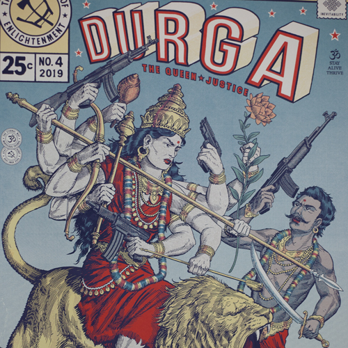 Durga | Marvelous Advenutres | Ravi Zupa